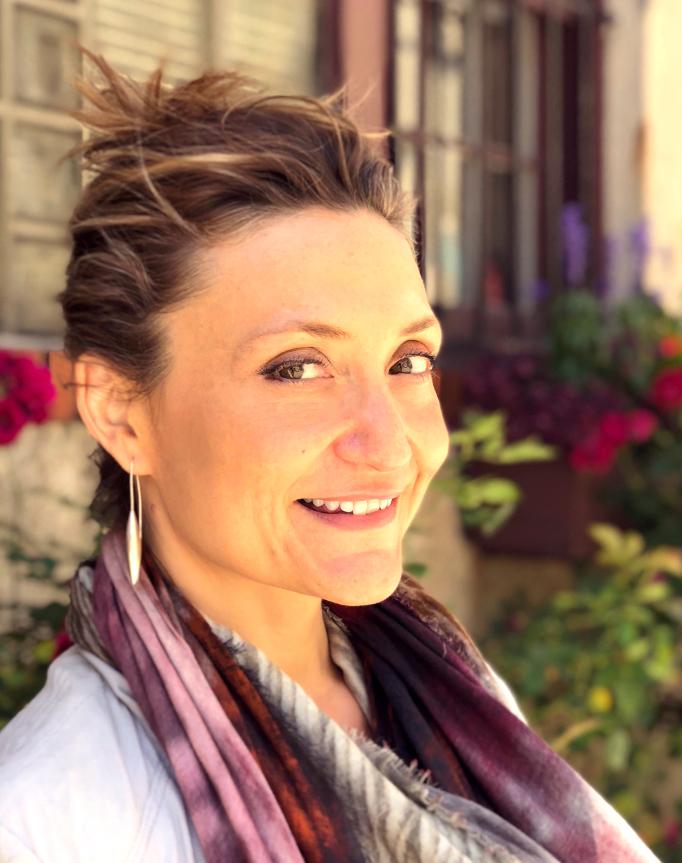 portrait of Prita Meier